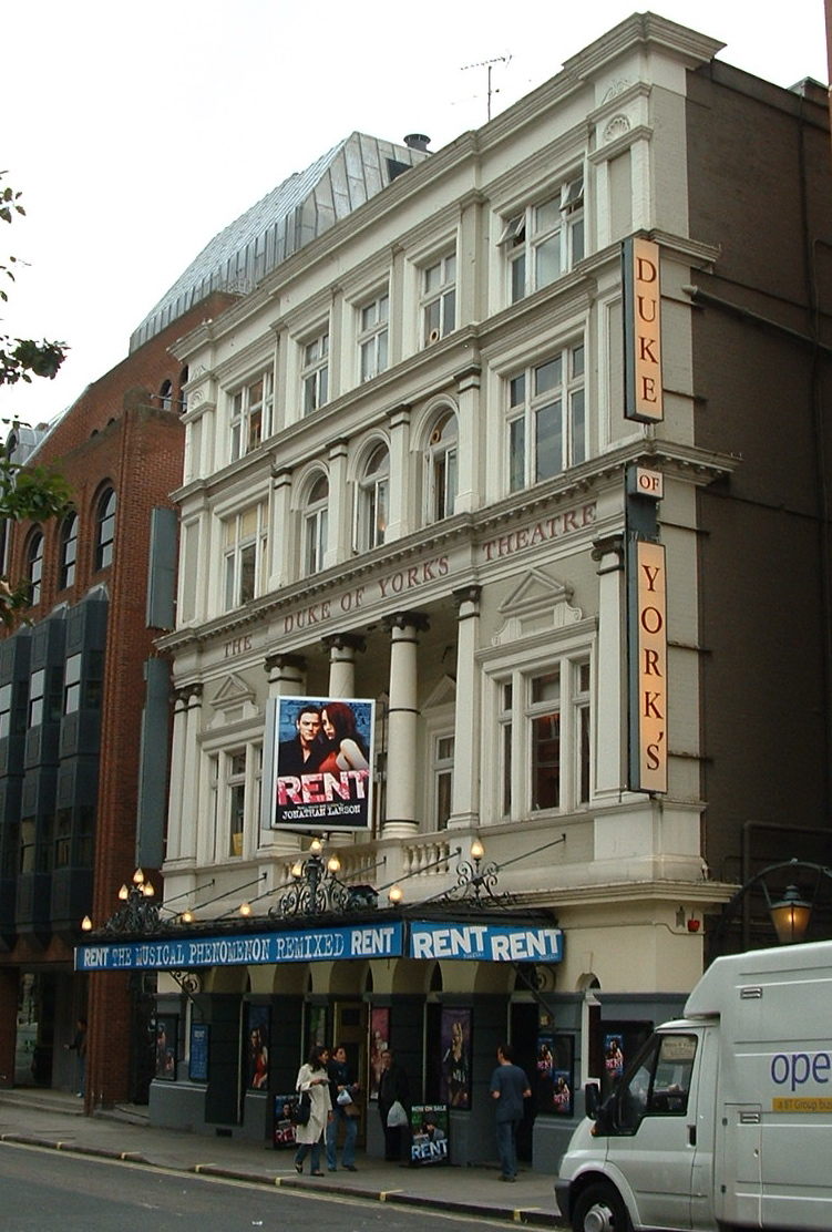 london theater district